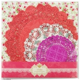 Vintage Chic Printed Doilies