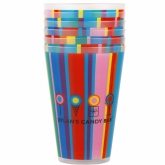 Stripes Tumbler Dylans Candy Bar Set of 6