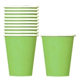 Kiwi Paper Cups Set of 20