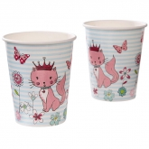 Princess Paper Cups