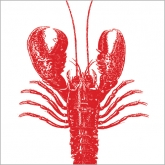 Lobster Luncheon Paper Napkins