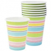 Sweet Soiree Stripe Paper Cups