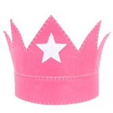 Guinevere Felt Crown