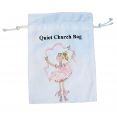 Quiet Church Bag