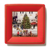 Tree in Town Square Dessert Paper Plates