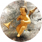 Heralding Angel Ornament