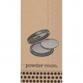 Powder Room Guest Paper Napkins