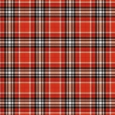Red Tartan Luncheon Paper Napkins