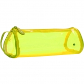 SIDE Handle Clear Tube in Miami Yellow