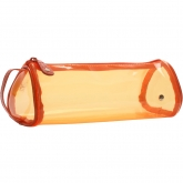 SIDE Handle Clear Tube in Miami Orange