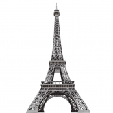 Eiffel Tower Giant Wall Decal Set