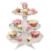 Frills and Frosting 3 Tier Cake Stand