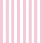Narrow Pink and White Stripes Luncheon Paper Napkins