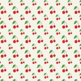 Picnic Cherries Luncheon Paper Napkins