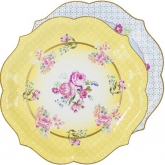 Truly Scrumptious Floral Serving Plates
