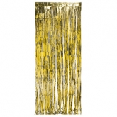 Gold Foil Backdrop or Door Curtain