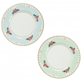Truly Scrumptious Dinner Paper Paper Plates