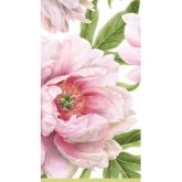 Beautiful Peonies Guest Paper Napkins
