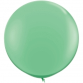 Oversized Wintergreen 3ft Latex Balloon