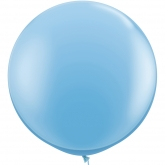 Oversized Pale Blue 3ft Latex Balloon