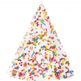 Sprinkles Paper Party Hats