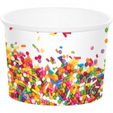 Sprinkles Ice Cream Paper Cups