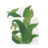 Troppo Leaf Luncheon Paper Napkins