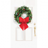White Christmas Door Guest Paper Towels