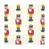 The Three Nutcrackers Cocktail Paper Napkins