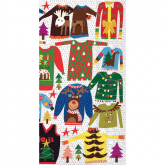 Ugly Christmas Sweater Paper Guest Towel Napkins