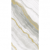 Marble Grey Gold Guest Paper Towels