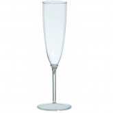 Clear Premium Quality Champagne Flutes