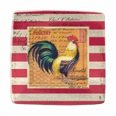 Rooster Dessert Paper Plates
