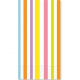 Mix of Color-Stripe Guest Paper Towels