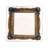 Elegant Picture Frame Napkin Paper Notes