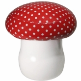 Cushioned Toadstool Seat