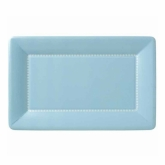 Soft Blue Zing Small Cafe Paper Plates
