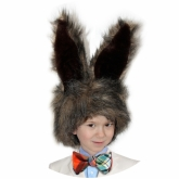 March Hare Hat Alice in Wonderland