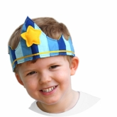 King Felt Party Crown