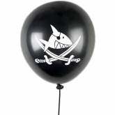 Capt'n Sharky Balloons Set of 8