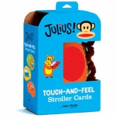 Julius! Touch-and-Feel Stroller Cards