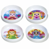 Princess Bowl Set of 4 French Bull
