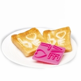 Love on Toast Toast Stamp