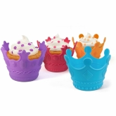 AristoCakes Cupcake Molds Set of 4